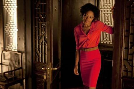 "Naomie Harris in ""Skyfall."""